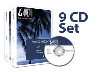 AutoCAD 2006 Bundle Training Course by Makau