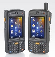 MC75A 3G Worldwide Enterprise Digital Assistant