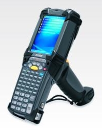 MC9090-G Rugged Gun Mobile Computer