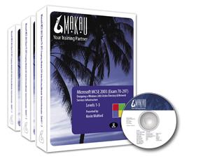 Windows Server 2003 - MCSE Standard Track Training by Makau