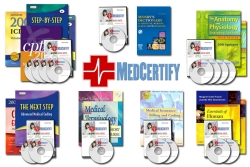 MedCertify - Medical Coding Essential Bundle Training by Makau