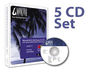 Windows XP Professional (Exam 70-270) Training by Makau