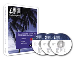 Windows Server 2003 (Exam 70-282) Training Course by Makau