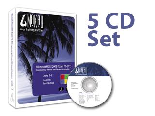 Windows Server 2003 (Exam 70-291) Training Course by Makau