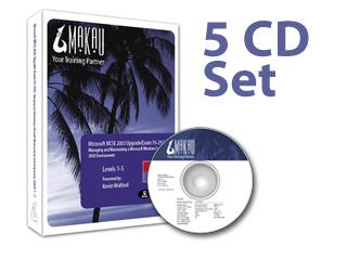 Windows Server 2003 (Exam 70-292) Training Course by Makau