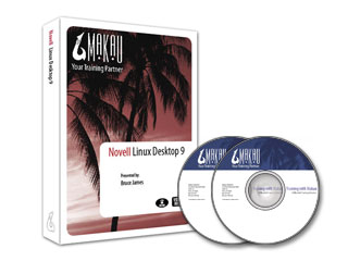 Novell Linux Desktop Training Course by Makau