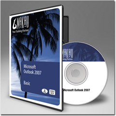Outlook 2007 Training Course by Makau