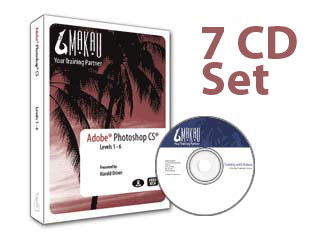 Photoshop CS2 Bundle Training Course by Makau