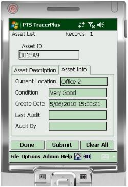 Asset Track Mobile Kit - Barcode Mobile Applications