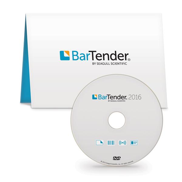BarTender 2016 Label Design and Printing Software