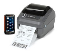 Scan and Print III Standalone Mobile Thermal Printing System