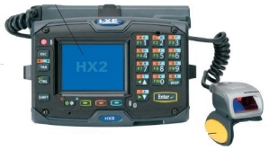 HX2 Rugged Wearable Computer with Ring Scanner