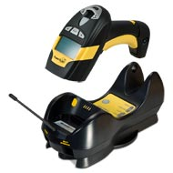 PowerScan PM8300 Cordless Industrial Laser Bar Code Reader