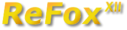 Refox XII Decompiler and Brander for FoxPro