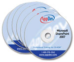 SharePoint 2007 for Developers Training Course by Appdev