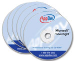 Exploring Microsoft Silverlight 2 Training Course by Appdev