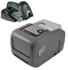 Scan and Print Standalone Cordless Thermal Printing System