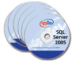 MCTS - SQL Server 2005 Certification Learning Suite Training by Appdev
