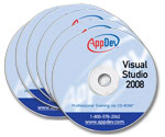 Visual Basic 2008 - Developing Applications Volume 3 Training Course